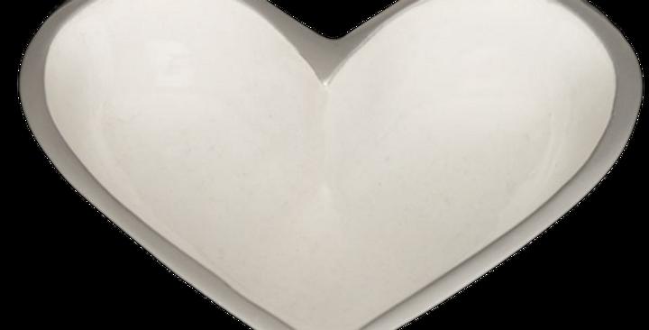 Tiny Heart - White