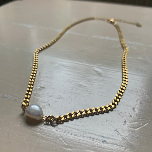 AVA NECKLACE - GOLD