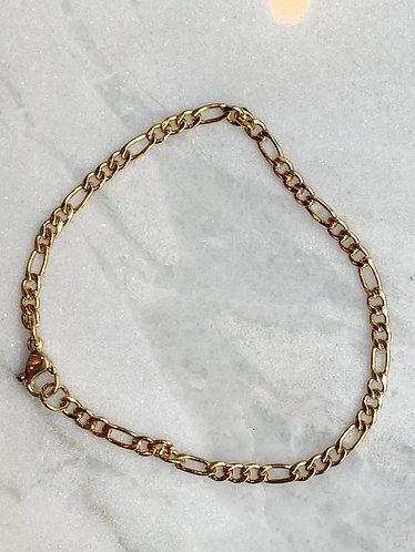 VINTAGE BRACELET - GOLD /SILVER