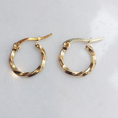 PERFECT TINY HOOPS