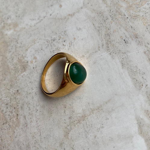 MOOD RING - GREEN