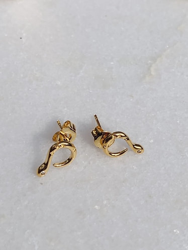 CLASSIC COLLECTION - SNAKE STUDS