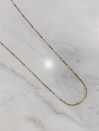 DAINTY NECKLACE - GOLD/SILVER