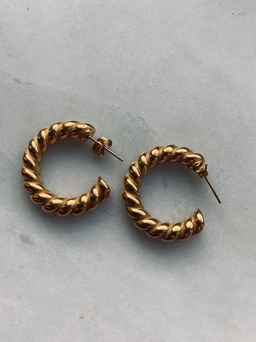 PRE ORDER - BILLIE EARRINGS - GOLD