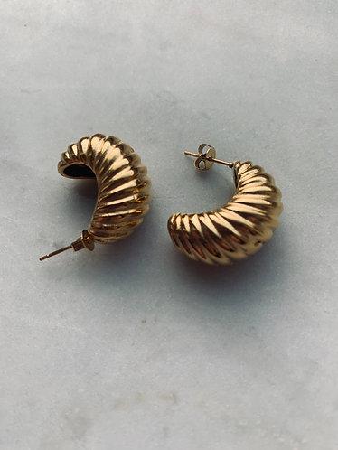 PRE ORDER - ELLIE EARRINGS - GOLD