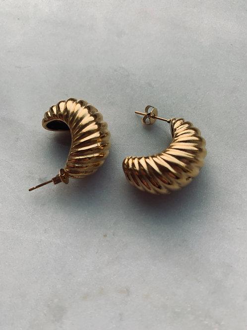 ELLIE EARRINGS - GOLD