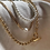 Thumbnail: CLEO NECKLACE - GOLD
