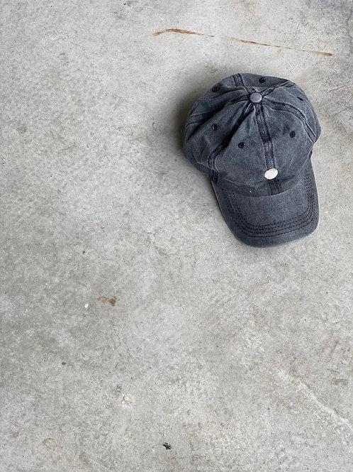 ROCKY ROSA - YIN YANG CAP - BLACK