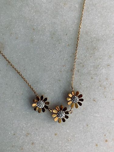 VANESSA NECKLACE - GOLD