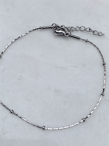 ON THE DOT BRACELET SILVER