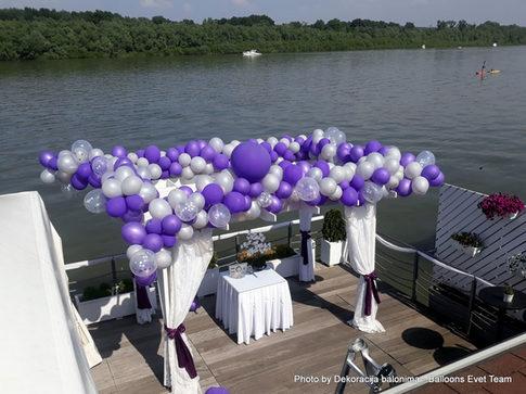 baloni za rodjendan - balloons event tea