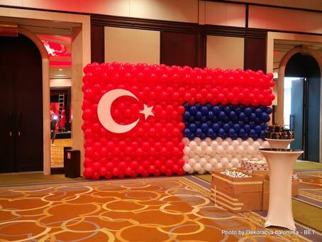 """Dan nezavisnosti Turske obeležen u hotelu """"Hajat"""" u Beogradu"""