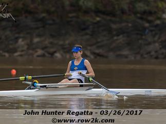 John Hunter Regatta 2017