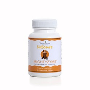 KidScents - MightyZyme Chewable Tablets 90ct (US)
