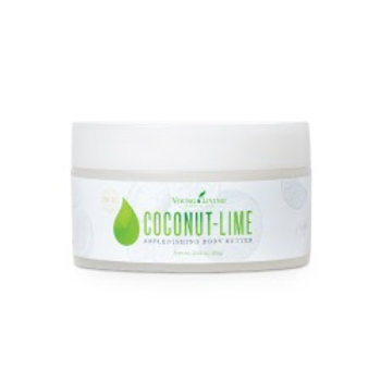 Coconut Lime Replenishing Body Butter 2.82 oz (US)
