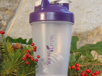 YL Blender Bottle - Purple (US)