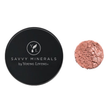 Blush-Savvy Minerals by Young Living - I Do Believe You're Blushin'  (US)