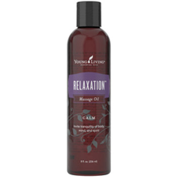 Relaxation Massage Oil 8oz (US)