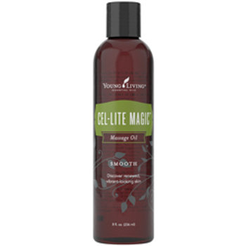 Cel-Lite Magic Massage Oil 8oz (US)