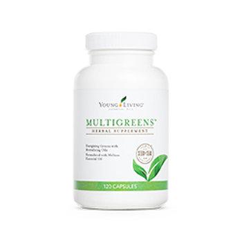 MultiGreens Capsules 120ct (US)
