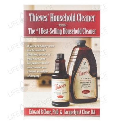THIEVES HOUSEHOLD CLEANER BROCHURE (10-PACK)