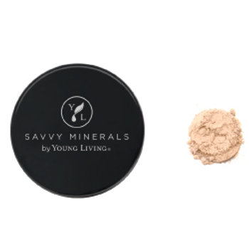 Foundation Powder-Savvy Minerals by Young Living - Warm No 2 (US)