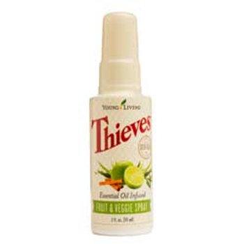 Thieves Fruit & Veggie Spray 2oz