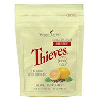 Thieves Hard Lozenges 30ct (US)
