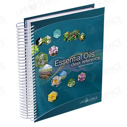 7TH EDITION ESSENTIAL OILS DESK REFERENCE 7 Reviews
