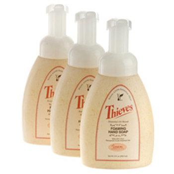 Thieves Foaming Hand Soap 3pk
