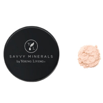 Foundation Powder-Savvy Minerals by Young Living - Cool No 1 (US)
