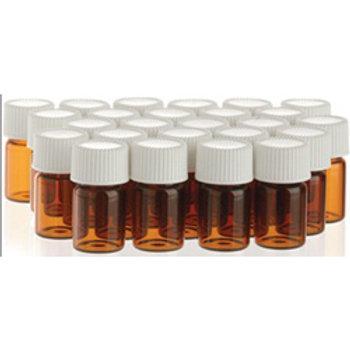 Essential Oil Sample Bottles 25pk (US)