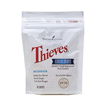 Thieves Essential Oil Infused Cough Drops (US)