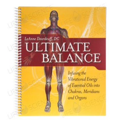 ULTIMATE BALANCE INFUSING THE ENERGY OF EOS