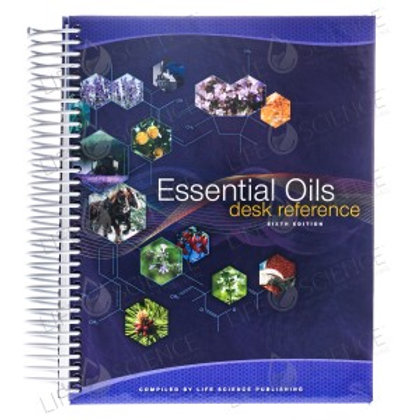 ESSENTIAL OILS DESK REFERENCE 6TH EDITION