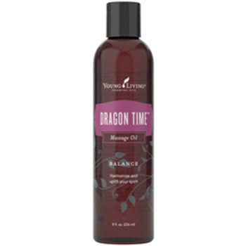 Dragon Time Massage Oil 8oz (US)