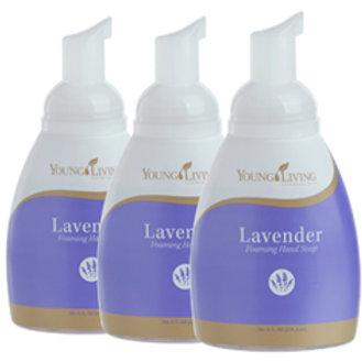 Lavender Foaming Hand Soap 3pk (US)