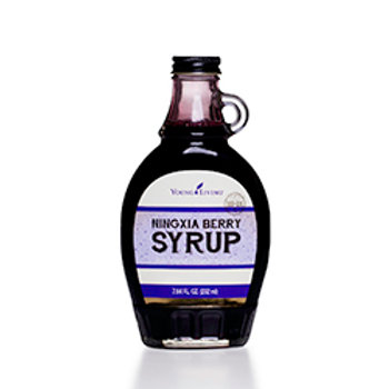 Gary's True Grit Ningxia Berry Syrup - 8oz (US)