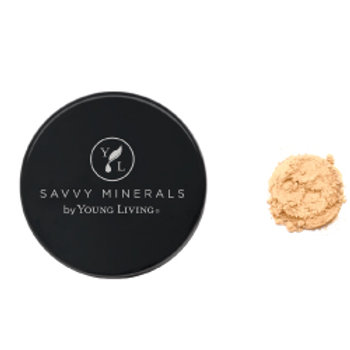 Foundation Powder-Savvy Minerals by Young Living - Warm No 3 (US)