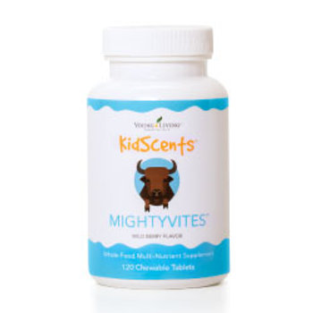 KidScents - MightyVites Chewable Tablets (US)