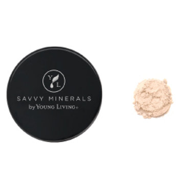 Foundation Powder-Savvy Minerals by Young Living - Warm No 1 (US)