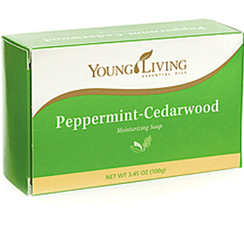 Bar Soap - Peppermint Cedarwood 3.45 oz (US)