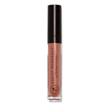 Lip Gloss-Savvy Minerals by Young Living - Embrace (US)