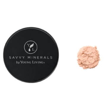 Foundation Powder-Savvy Minerals by Young Living - Cool No 3 (US)