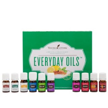 Everyday Oils Essential Oil Collection (US)