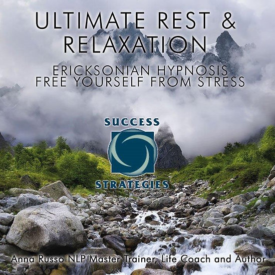 Ultimate Rest and Relaxation CD