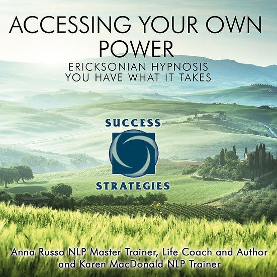 Accessing Your Own Power MP3
