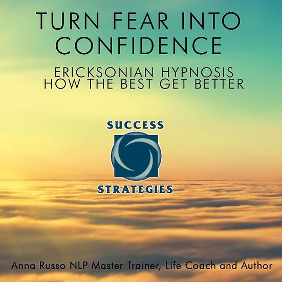 Turn Fear into Confidence CD