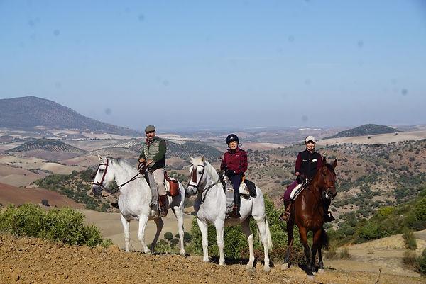 スペイン馬旅.JPG