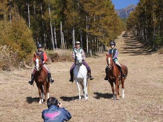 馬に乗れなくても楽しめる!